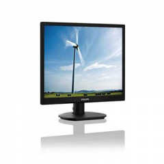 "Philips 19"" 19S4LSB5/01 Black"