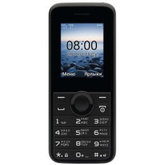 Philips Xenium E106 Dual Sim Black