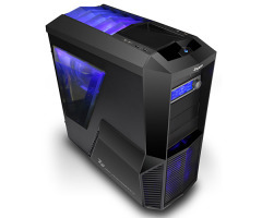 ZALMAN Z11 Plus (Black) Steel/Plastic, MiddleTower