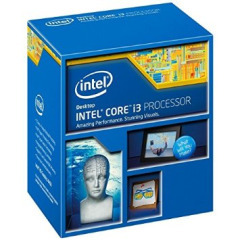 Intel Core i3 4160 3.6GHz (3mb, Haswell, 54W, S1150) Box (BX80646I34160)