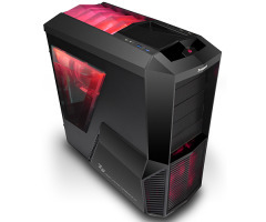 ZALMAN Z11 Plus HF1 (Black) Steel/Plastic, Mid Tower
