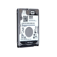 "HDD 2.5"" SATA 500Gb WD Black, 7200rpm, 32Mb, (WD5000LPLX)"