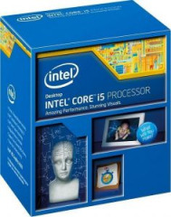 Intel Core i5 4460 3.2GHz (6mb, Haswell, 84W, S1150) Box (BX80646I54460)