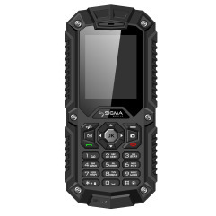 Sigma mobile X-treme IT67 Dual Sim Black (4827798283226)