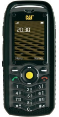 CAT B25 Dual Sim Black (5060280961243)