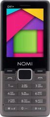 Nomi i241+ Dual Sim Metal Dark-Grey