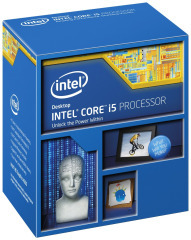Intel Core i5 4670K 3.4GHz (6mb, Haswell, 84W, S1150) Box (BX80646I54670K)