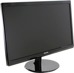 "Philips 24"" 246V5LHAB/00 Black"