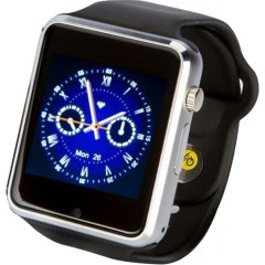 ATRIX Smart watch E07 Steel/Black