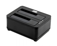 "AgeStar 3UBT8 для SATA HDD 2.5""/3.5"", USB 3.0, Black"
