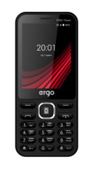 Ergo F282 Travel Dual Sim Black