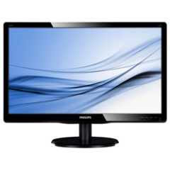 "Philips 21.5"" 223V5LSB2/62 Black"