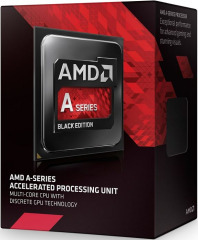 AMD A6 X2 7400K (Socket FM2) Box (AD740KYBJABOX)