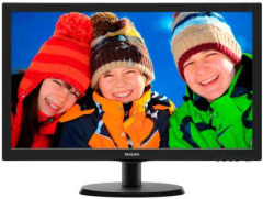 "Philips 21.5"" 223V5LSB/01 Black"