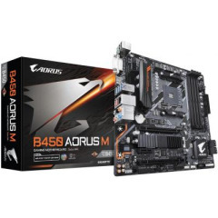 Gigabyte B450 Aorus M Socket AM4