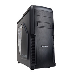 Zalman Z3 Plus Black без БП