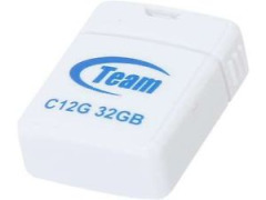 USB 32Gb Team C12G White (TC12G32GW01)