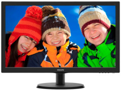 "Philips 21.5"" 223V5LSB2/10 Black"