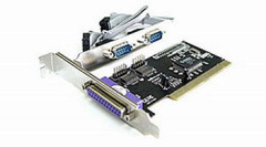 Atcom (7805) PCI Serial 2-port (RS232) + 1-LPT (WCH35)
