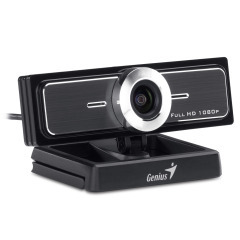 Веб-камера Genius WideCam F100 Full HD (32200213101) с микрофоном