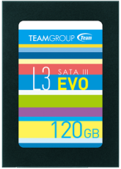 SSD 120GB Team L3 EVO (T253LE120GTC101)