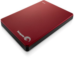 "Накопитель внешний 2.5"" USB 1.0Tb Seagate Backup Plus Portable (USB, Red, STDR1000203)"