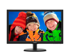 "Philips 21.5"" 223V5LSB/62 Black"