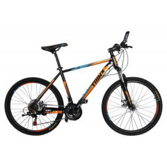 "Trinx K036 26""х19"" Black-Blue-Orange (10030028)"