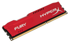 DDR3 4GB/1866 Kingston HyperX Fury Red (HX318C10FR/4)