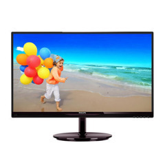"Philips 21.5"" 224E5QSB/01 AH-IPS Black"