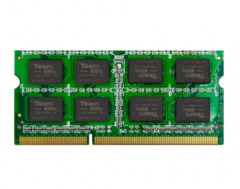 SO-DIMM 8Gb DDR3 1600 Team (TED38G1600C11-S01)