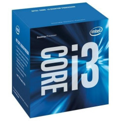 Intel Core i3 6100 3.7GHz (3mb, Skylake, 51W, S1151) Box
